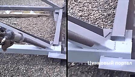 Очистка поверхности перед оцинковкой