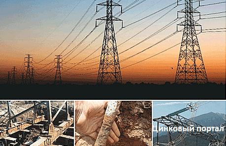 коррозия блуждающими токами - линии ЛЭП